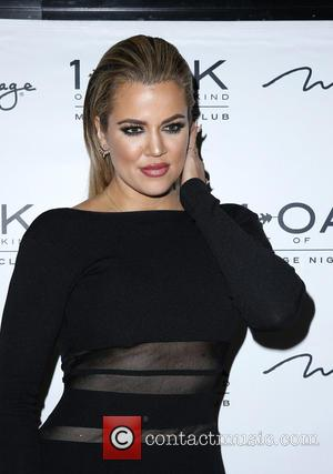 Khloe Kardashian - Memorial Day Weekend at 1 OAK with Khloe Kardashian inside the Mirage Hotel and Casino Las Vegas...