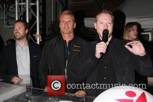 Dolph Lundgren and Maximillion Cooper