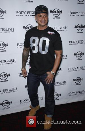 DJ Pauly D - Pauly D at Body English Nightclub inside the Hard Rock Hotel and Casino at Hard Rock...