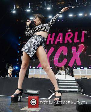 Charli XCX - Radio 1's Big Weekend - Day 1 - Norwich, United Kingdom - Saturday 23rd May 2015