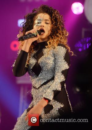Ella Eyre - Radio 1's Big Weekend - Day 1 - Norwich, United Kingdom - Saturday 23rd May 2015