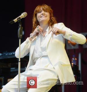 Florence Welch, Florence and the Machine - Radio 1's Big Weekend - Day 1 - Norwich, United Kingdom - Saturday...