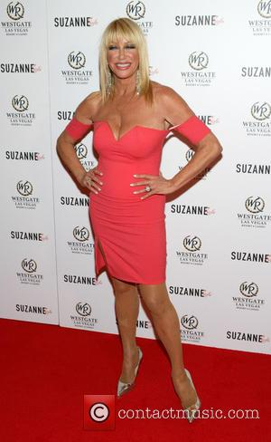 Suzanne Somers - 'Suzanne Sizzles' Grand Opening at Westgate Las Vegas Resort & Casino at Westgate - Las Vegas, Nevada,...