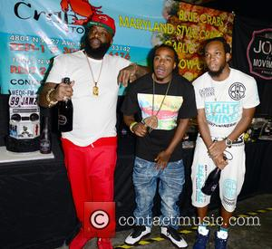 Rick Ross, Young Breed and Quise x