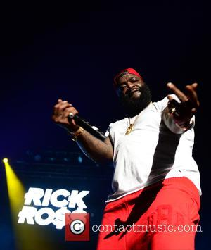 Rick Ross - 99 Jamz Summer Jamz Concert at the BB&T Center at BB&T Center - Sunrise, Florida, United States...