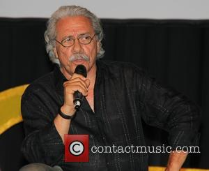 Edward James Olmos - Celebrities at Fedcon at Maritim Hotel at Maritim Hotel - Duesseldorf, Germany - Sunday 24th May...