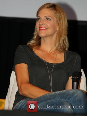 Tricia Helfer - Celebrities at Fedcon at Maritim Hotel at Maritim Hotel - Duesseldorf, Germany - Sunday 24th May 2015