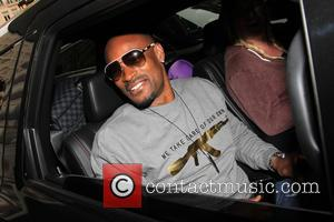 Tyson Beckford - Drivers leave San Francisco Civic Center - San Francisco, California, United States - Sunday 24th May 2015