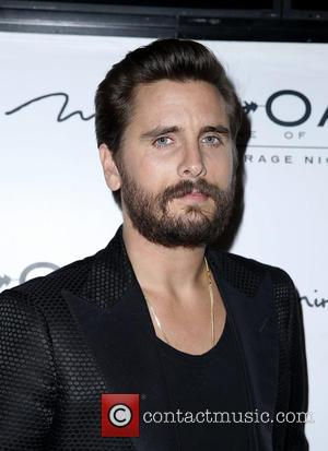 Scott Disick - Scott Disick Celebrates His Birthday at 1 OAK Nightclub Inside the Mirage Hotel and Casino Las Vegas...