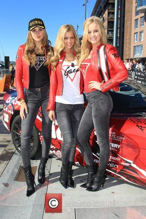 Danielle Knudson, Natalie Pack and Simone Holtznagel