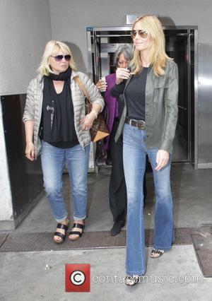 Heidi Klum and Erna Klum