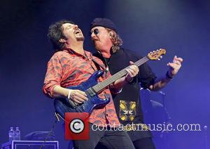 Steve Lukather, Joseph Williams and Toto