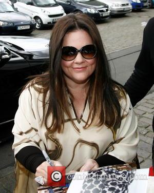 melissa mccarthy - Spy: Susan Cooper Undercover cast members outside SAT.1 TV studios - Berlin, Germany - Tuesday 26th May...