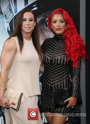Dany Garcia and Eva Marie