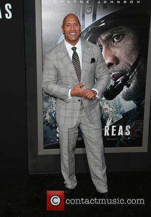 Dwayne 'The Rock' Johnson - The Warner Bros. Pictures world premiere of 'San Andreas' held at the TCL Chinese Theatre...