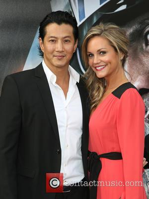 Will Yun Lee and Jennifer Birmingham Lee - The Warner Bros. Pictures world premiere of 'San Andreas' held at the...