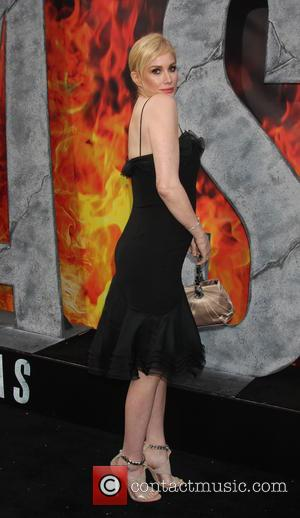 Alice Evans - Premiere of Warner Bros. Pictures' 'San Andreas' at the TCL Chinese Theatre - Arrivals at TCL Chinese...