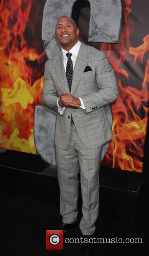 Dwayne Johnson - Premiere of Warner Bros. Pictures' 'San Andreas' at the TCL Chinese Theatre - Arrivals at TCL Chinese...