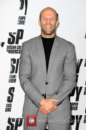 Jason Statham - The cast of 'Spy - Susan Cooper undercover' promoting their movie at Hotel de Rome in Mitte....