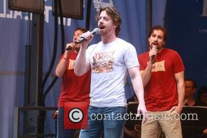 Christian Borle and Cast Of Something Rotten