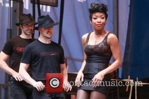 Cast Of Chicago and Brandy Norwood