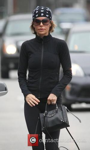 Lisa Rinna - Lisa Rinna leaving a yoga class in Studio City - Los Angeles, California, United States - Wednesday...