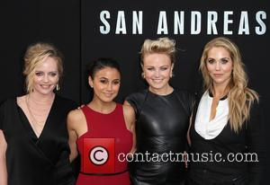 Marley Shelton, Emmanuelle Chriqui, Malin Akerman and Elizabeth Berkley