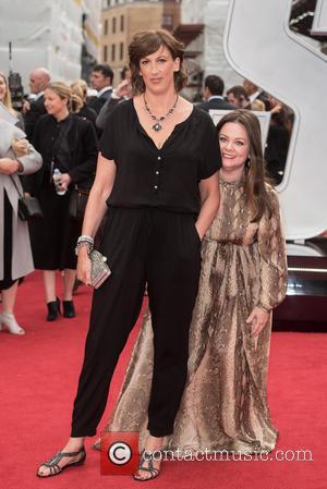 Miranda Hart and Melissa Mccarthy