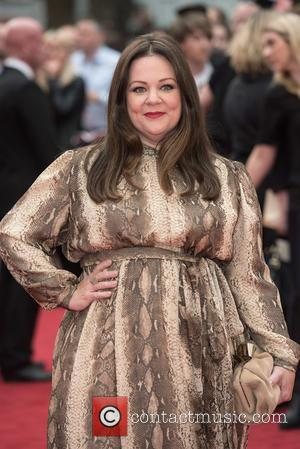 Melissa McCarthy - 'Spy' European Premiere held at the Odeon Leicester Square - Arrivals. at Odeon Leicester Square - London,...
