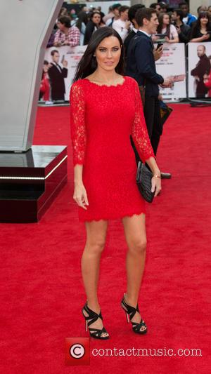 Linzi Stoppard - The European Premiere of 'Spy' held at Odeon Leicester Square - Arrivals at Leicester Square, Odeon Leicester...
