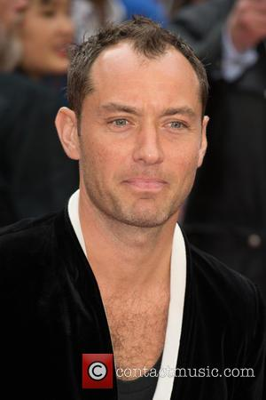 Jude Law - The European Premiere of 'Spy' held at Odeon Leicester Square - Arrivals at Leicester Square, Odeon Leicester...