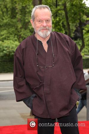 Terry Gilliam - The True Cost UK film premiere held at the Curzon Bloomsbury - London, United Kingdom - Wednesday...
