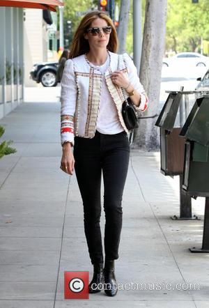 Michelle Monaghan - Michelle Monaghan runs errands in Beverly Hills - Los Angeles, California, United States - Wednesday 27th May...