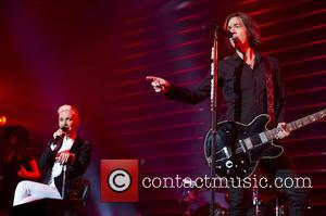 Marie Fredriksson and Per Gessle