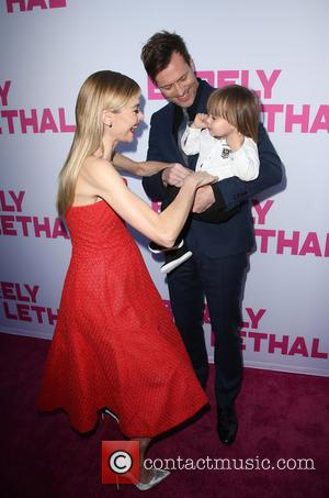 Jaime King, Kyle Newman and James Knight Newman