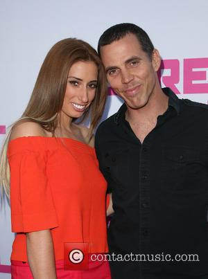 Stacey Solomon and Steve-O - Premiere of DirecTV's 'Barely Lethal' at ArcLight Hollywood - Arrivals at ArcLight Hollywood - Hollywood,...