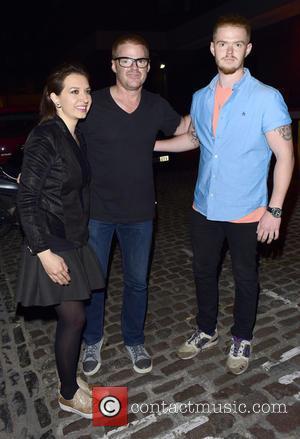 Heston Blumenthal and Jack Blumenthal
