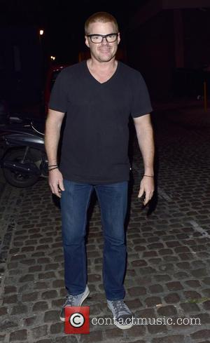 Heston Blumenthal and Jack Blumenthal - Celebrities outside Chiltern Firehouse - London, United Kingdom - Wednesday 27th May 2015