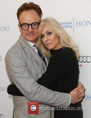 Bradley Whitford and Judith Light - The 8th Annual Television Academy Honors at Montage Beverly Hills - Arrivals at Montage...