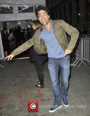 Adrian Grenier - 'Entourage' New York Premiere at Paris Theater - New York City, New York, United States - Wednesday...