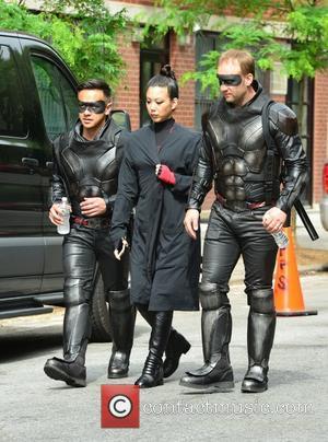 Teenage Mutant Ninja Turtles and Jane Wu