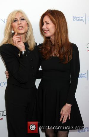 Judith Light and Dana Delany