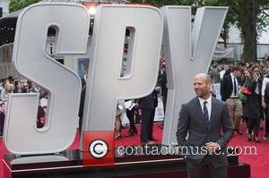 Jason Statham - The European premiere of 'Spy' at the Odeon Leicester Square in London - Arrivals at Odeon Leicester...