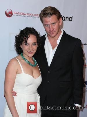 Valeria Mason and Dash Mihok