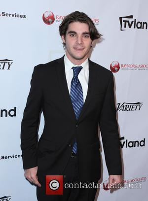 RJ Mitte - The TMA 2015 Heller Awards at Hyatt Regency Century Plaza - Century City, California, United States -...