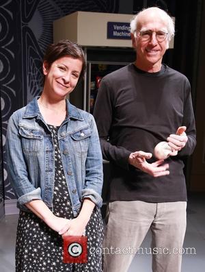 Anna D. Shapiro and Larry David