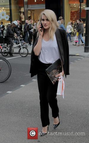 Ashley Roberts - Folli Follie store launch. London - London, United Kingdom - Thursday 28th May 2015