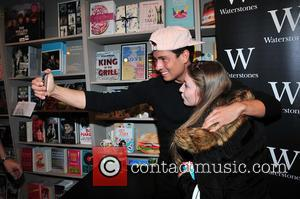 Joey Essex - Reality star Joey Essex was at Waterstones in Liverpool to Promote his new book Joey Essex The...
