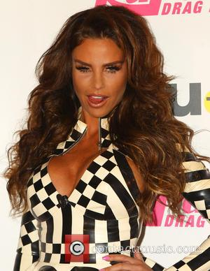Katie Price - Arrivals for the launch of RuPaul's Drag Race at Cafe De Paris - London, United Kingdom -...