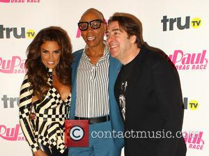 Rupaul, Katie Price and Jonathan Ross